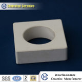 Alumina Ceramische Lasbare Tegel met de Ceramische Metalen kap van de Stop en van het Staal