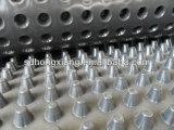 プラスチック窪みの排水シート