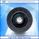Disco abrasivo de la solapa del disco hecho en China