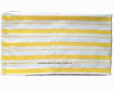 工場OEMの農産物のカスタムロゴのCrossweaveによって編まれるマルチ着色された携帯用皿敷
