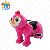 Cock Zippy Battery Indoor Park Diversão Riding Car Toys
