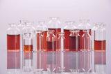 5ml löschen und bernsteinfarbige Röhrenglasphiolen