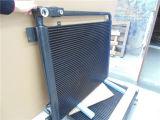 Plate et Bar en aluminium KOMATSU Excavator Radiator (type d'OEM)
