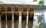 15ml USP Typ II bernsteinfarbige geformte Glastropfenzähler-Flasche