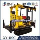 400m maximum Xy-400c Water Well Drilling Equipment