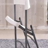 Оптовые белые пластичные стулы складчатости отдыха для венчания партии (M-X1206)