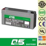 bateria 6V3.2AH recarregável, para a luz Emergency, iluminação ao ar livre, lâmpada solar do jardim, lanterna solar, luzes de acampamento solares, torchlight solar, ventilador solar, bulbo