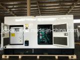 Комплект генератора Cummins тепловозный с молчком сенью (25kVA-250kVA)