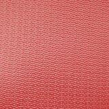 Cuoio artificiale del PVC della tappezzeria dell'oro Z067 dello SGS del cuoio del volante del cuoio di cuoio automobilistico del coperchio