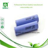 Сделано в батарее лития Кореи Samsung 18650 3.7V 2600mAh 26f