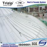 서 있는 솔기 지붕 시스템 알루미늄 루핑 위원회