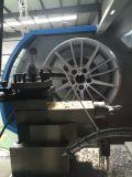 車輪の表面のためのCNCの旋盤機械