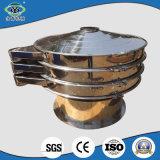 円の振動のふるい機械(ISO)をソートするココア豆の粉
