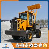 Machines de construction bon marché du chargeur Zl20 de roue de la Chine des prix mini chargeur de 2 tonnes à vendre