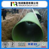 Bester Preis hochfest für Wasserversorgung und Rohr der Entwässerung-GRP