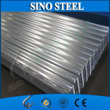 Толь цинка алюминиевый покрывает Corrugated лист металла толя