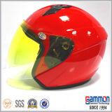 Шлем мотоцикла/самоката стороны королевской сини открытый (OP206)