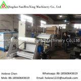 Máquina de revestimento quente do rolo do derretimento da etiqueta adesiva