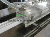 Горячие окно PVC надувательства и производственная линия профиля двери