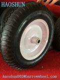 350-8 roue pneumatique avec la longueur de pivot de 105mm