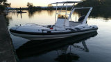 Aqualland 21feet 6.45m 10persons /Rigid Inflatable Boat /Rib Boat (Rib650c)