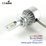3800lm 3000k/6000k H7 COB LED Headlight