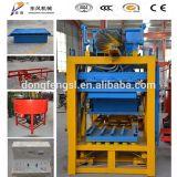 Qt4-25 판매를 위한 자동적인 콘크리트 블록 기계