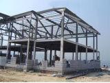 Estructura de acero del taller de la alta calidad de Wiskind