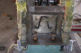 Le mur de pierres sèches a galvanisé le roulis de goujon formant la machine