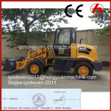 Hongyuan Brand 1.0tonのセリウムCertificate Zl10A Wheel Loader