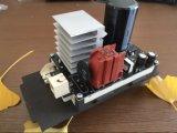 Aluminiumprofil-elektronischer Kühlkörper-Abnehmer