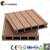 Pavimento composito di plastica di legno di Decking per il giardino privato (TW-02)