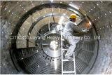 Doublures de moulin de bâti d'acier du carbone pour le broyeur à boulets, moulin de la colle