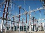 送電線プロジェクトのサブステーションの構造