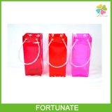 De promotie Zak van de Gift van de Wijn Koelere Plastic