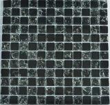 Mosaico mezclado del vidrio del color de la cocina