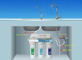 高度の紫外線滅菌装置QY-UFV05が付いている5つの段階の世帯水清浄器