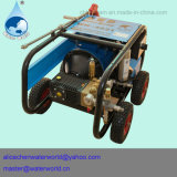 Машина чистки трубы шайбы горячей воды шайбы давления холодной воды электрическая