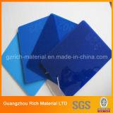 カラープラスチックプレキシガラスのボードかアクリルPMMAのシートまたは風防ガラスのアクリルのボード