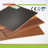 MDF меламина деревянного зерна высокий лоснистый для мебели кухни спальни