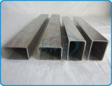 Steel di acciaio inossidabile Welded Rectangular Tubes per Furniture