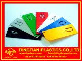 Изготовление панели пены PVC цвета
