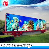 Fabrik-Großverkauf P10mm RGB im Freienled-Bildschirmanzeige 2016