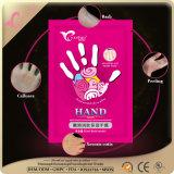 Strato serico della mascherina della mano del bambino