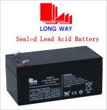 bateria do AGM da longa vida 6FM3.2 para o sistema de segurança e de alarme