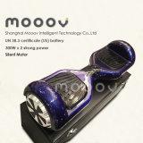 Blauer Un38.3 Samsung Batterie-Straßen-Wanderer-elektrischer Roller-Schwebeflug-Vorstand für Kind