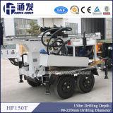Perforadora del agua del acoplado de Hf150t