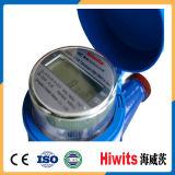 Medidor de água inteligente eletrônico Non-Magnetic da classe C da leitura remota de Digitas