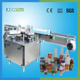 Bom Quality Automatic Label Machine para Bottled Water Label Design