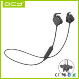Auriculares estereofónicos do Neckband de Bluetooth do esporte magnético do interruptor Qy12 com impermeável